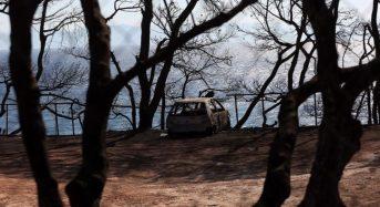 Μάτι: Ως ύποπτος κλήθηκε και ο 65χρονος που φέρεται να πυροδότησε την πυρκαγιά