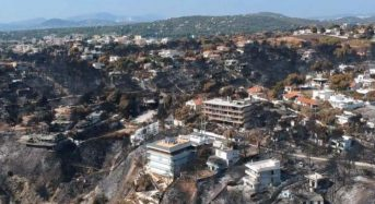 Δωρεά Ομίλου Κοπελούζου αξίας 1.000.000 ευρώ στις πληγείσες περιοχές σε Ραφήνα, Ν. Βουτζά & Μάτι
