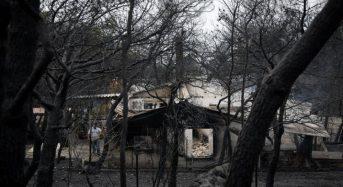 Κραυγή απόγνωσης κατοίκων στο Μάτι: Ρημάζουν τα σπίτια μας