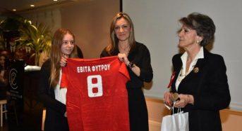 Ο ΖΑΟΝ τίμησε τη μικρή Εβίτα Φύτρου που χάθηκε στο Μάτι