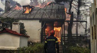 Φωτιές: Ετοιμότητα στα χαρτιά – Χάος την ώρα της καταστροφής