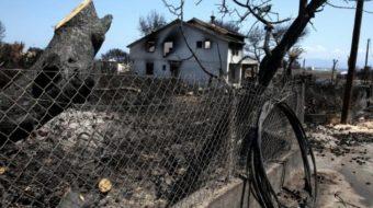 «Ξέχασαν» το Μάτι από την δασοπυρόσβεση-Το επιχειρησιακό σχέδιο της πυροσβεστικής