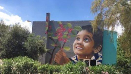 Το εντυπωσιακό έργο για τις 102 ψυχές που χάθηκαν στο Μάτι